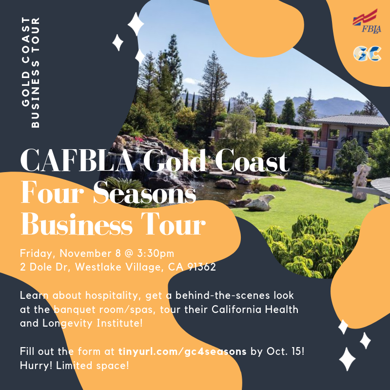Four Seasons Business Tour 2019
