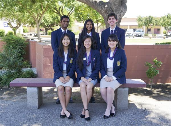 2019-2020 Gold Coast Section Officer Team