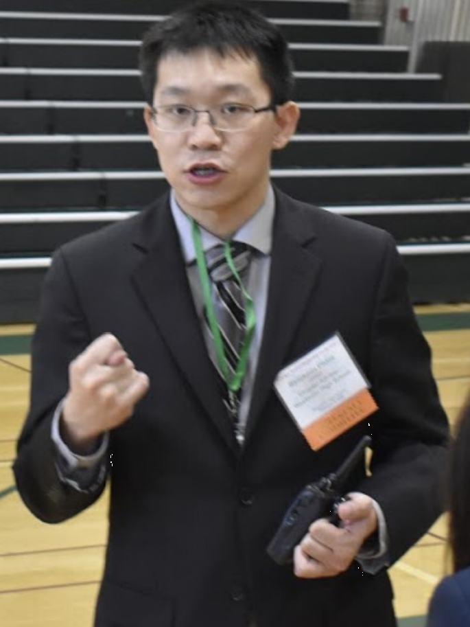Mr. Ben Pham, Westmoor HS, Adviser of the Year