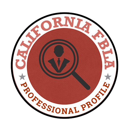 Professional Profile Badge